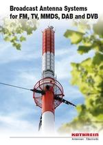 Каталог антенн для телерадиовещания