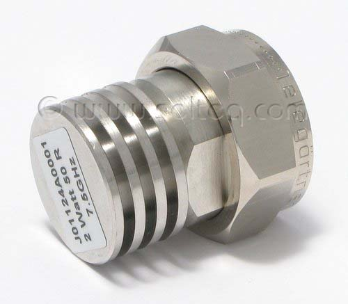 Load coaxial 50 Ohm