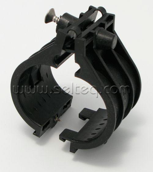тросовый крепеж для излучающего кабеля