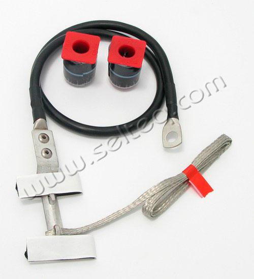 заземление брони кабеля